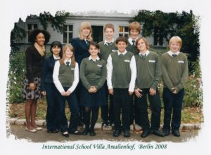 Photo of Nikki Scott at the International School